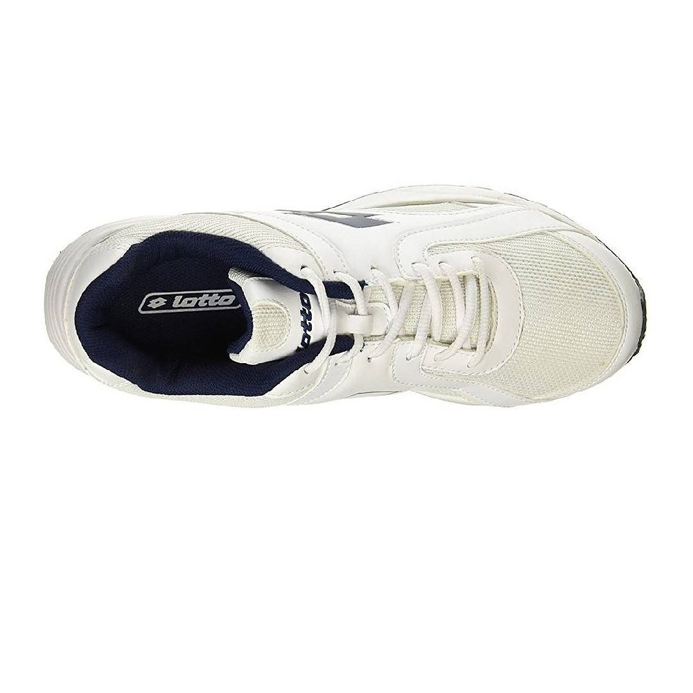 504967665016bb Uk-8 Lotto Mens White Running Shoes Brand New With Tags m Box from ...