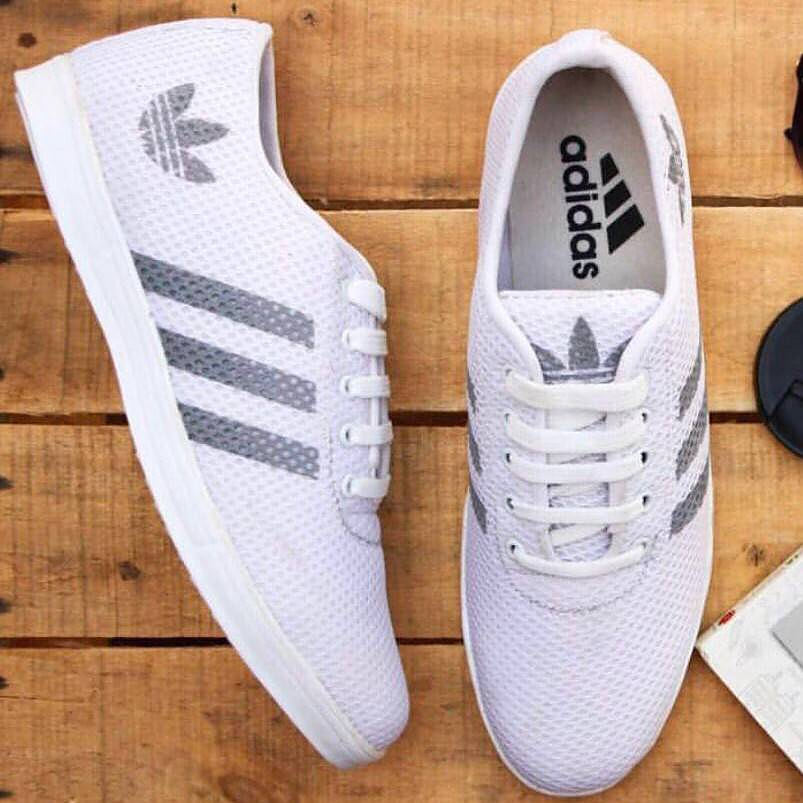 41d2021358df9d Pair Of White Running Shoes From Club Factory Coutloot
