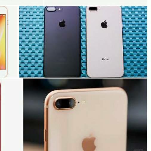 Black iPhone 8 Plus Clone